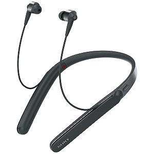 ソニー 「ハイレゾ音源対応」Bluetooth対応 [ノイズキャンセリング機能搭載] カナル型イヤホン WI-1000X BM(送料無料)