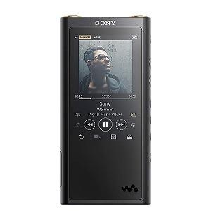 ソニー 「ハイレゾ音源対応」ウォークマン WALKMAN ZXシリーズ 2017年モデル(64GB) NW-ZX300 BM (ブラック)[イヤホンは付属していません](送料無料)