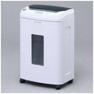 アイリスオーヤマ マイクロカット細密オートフィードシュレッダー(A4サイズ/カードカット対応) AFS100M