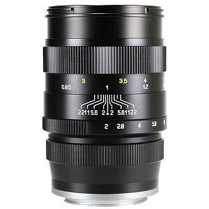 中一光学 交換レンズ CREATOR 85mm F2.0(ブラック)【ソニーEマウント】