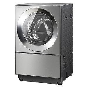 パナソニック ドラム式洗濯乾燥機 (洗濯10.0kg・左開き) NA-VG2200L-X (プレミアムステンレス)(標準設置無料)