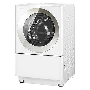 パナソニック ドラム式洗濯乾燥機 (洗濯7.0kg・左開き) NA-VG720L-N (シャンパン)(標準設置無料)