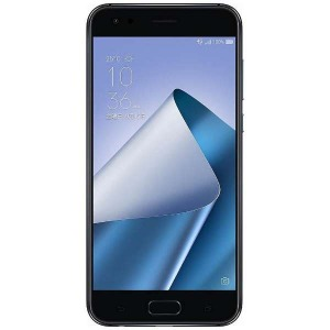 ASUS SIMフリースマートフォン ZenFone 4 ZE554KL-BK64S6 ミッドナイトブラック