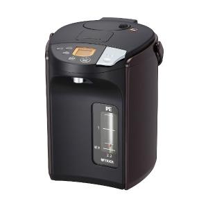 タイガー 電動&エアー給湯式電気ポット (2.2L)  PIS-A220-T(送料無料)