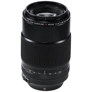 富士フイルム 一眼レフ用交換レンズ XF80mmF2.8 R LM OIS WR Macro【FUJIFILM Xマウント】