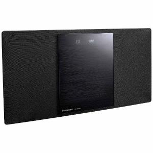 パナソニック 【ワイドFM対応】Bluetooth対応 ミニコンポ HC400-K(ブラック)