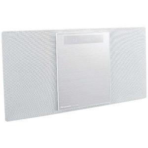 パナソニック 【ワイドFM対応】Bluetooth対応 ミニコンポ HC400-W(ホワイト)(送料無料)
