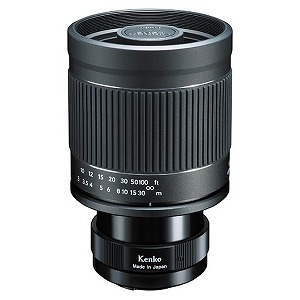 ケンコー・トキナー 交換レンズ ミラーレンズ 400mm F8 N II マイクロ4/3 KF-M400MFT N II【マイクロフォーサーズマウント】