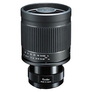 ケンコー・トキナー 交換レンズ ミラーレンズ 400mm F8 N II ニコン1  KF-M400N1 N II【ニコン1マウント】(送料無料)