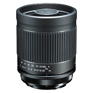 ケンコー・トキナー 交換レンズ ミラーレンズ 400mm F8 N II ニコンF  KF-M400F N II【ニコンFマウント】(送料無料)
