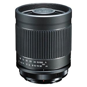 ケンコー・トキナー 交換レンズ ミラーレンズ 400mm F8 N II キヤノンEOS KF-M400CEF N II【キヤノンEFマウント】