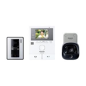 パナソニック ワイヤレスモニター付テレビドアホン  VL-SVD302KLC(送料無料)