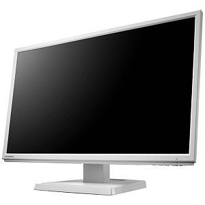 I・O・DATA 21.5型ワイド 液晶モニター ホワイト LCD-MF224EDW
