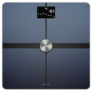 NOKIA スマート体重体組成計(Wi-Fi/Bluetooth対応)「Body+」 WBS05-BLACK-ALL-JP (ブラック)(送料無料)