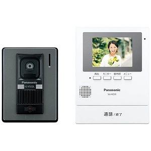 パナソニック テレビドアホン 「録画機能搭載シンプルタイプ」 VL-SZ30KL