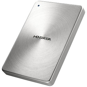 I・O・DATA ポータブルSSD 480GB[USB 3.1]Gen2 Type-C対応 SDPX-USC480SB