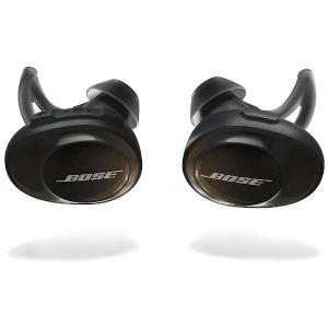 BOSE ブルートゥースイヤホン(左右分離タイプ) カナル型 SoundSport Free wireless headphones (ブラック)