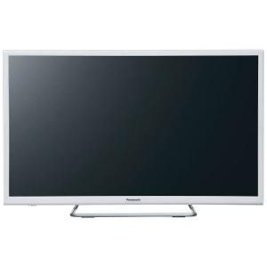 パナソニック Panasonic 32V型ハイビジョン液晶テレビ「VIERA(ビエラ)」 TH-32ES500-W ホワイト