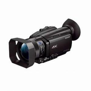 ソニー デジタル4Kビデオカメラレコーダー ハンディカム FDR-AX700