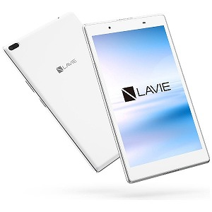 NEC Android 7.1タブレット LAVIE Tab E TE508/HAW PC-TE508HAW ホワイト
