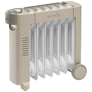 ユーレックス オイルヒーター 「eureks-iシリーズ」(7枚フィン・1~3畳) VF-M7U-CB シナモンベージュ(送料無料)