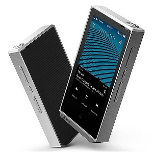 ハイレゾ音源対応デジタルオーディオプレーヤー PLENUE R  PR128GSL(送料無料)