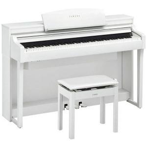 YAMAHA 電子ピアノ Clavinova(クラビノーバ) CSPシリーズ(88鍵盤/ホワイトウッド調) CSP-170WH(標準設置無料)
