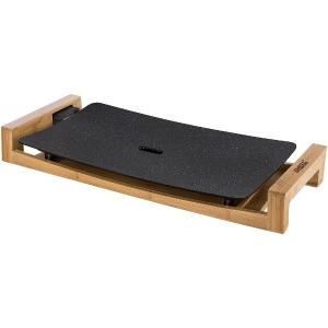 PRINCESS ホットプレート 「テーブルグリルストーン」(プレート1枚) 103031 ブラック