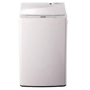 ツインバード 全自動洗濯機 [洗濯5.5kg] WM-EC55W ホワイト(標準設置無料)
