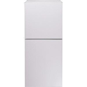 ツインバード 2ドア冷蔵庫(146L・右開き) HR-E915PW パールホワイト(標準設置無料)