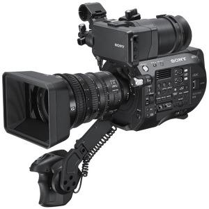 ソニー SONY メモリースティック/SD対応 4Kビデオカメラ XDCAMメモリーカムコーダー FS7 II PXW-FS7M2K(レンズ付属モデル)