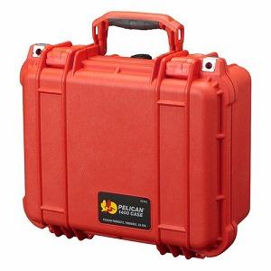 ハクバ/ロープロ 小型防水ハードケース 1400HK オレンジ