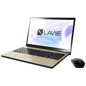 NEC 15.6型ワイドノートPC LAVIE Note NEXT[Office付き・Win10] PC-NX550JAG(2017年10月モデル・グレイスゴールド)
