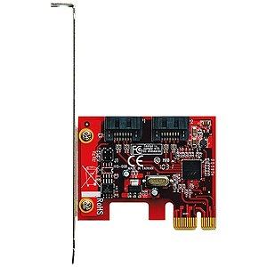 玄人志向 Marvell社製 88SE9128搭載 SATA インターフェースカード SATA3PCIEI2