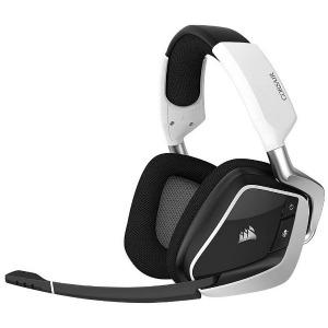 コルセア ワイヤレスゲーミングヘッドセット VOID PRO RGB Wireless White CA-9011153-AP ホワイト