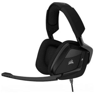コルセア 有線ゲーミングヘッドセット VOID PRO Surround Carbon CA-9011156-AP ブラック