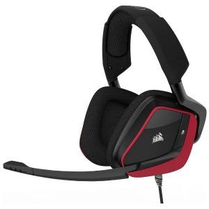 コルセア 有線ゲーミングヘッドセット VOID PRO Surround Red CA-9011157-AP レッド(送料無料)