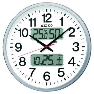【名入れ無料】 セイコー 電波掛け時計 KX237S セイコー 電波掛け時計 KX237S KX237S(シルハ, マイスキップ:8159a3fd --- konecti.dominiotemporario.com