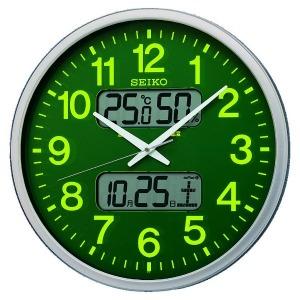 セイコー 電波掛け時計 KX237H(送料無料)