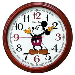 セイコー 電波掛け時計 「ミッキー」 FW582B(送料無料)