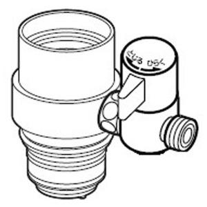 ナニワ製作所 食器洗い乾燥機用 分岐水栓 NSJ-SMH7 NSJ-SMH7