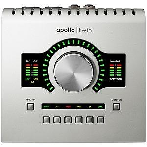 ユニバーサルオーディオ (USB3.0)オーディオインタフェース APOLLO TWIN USB APOLLOTWINUSB(Win