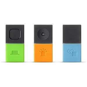 ソニー 〔iOS/Androidアプリ〕MESH スターターセット(ボタン/LED/動き) MESH100B3A(スター