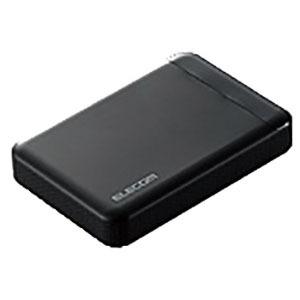 エレコム/LaCie ポータブルHDD [USB3.0・2TB]ビデオカメラ向け ブラック ELP-EDV020UBK