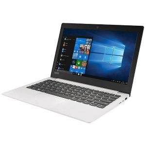 LENOVO 11.6型ノートPC[Office付き・Win10 Home] 81A4002BJP ブリザードホワイト (2017年秋モデル)