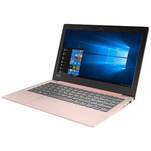 LENOVO 11.6型ノートPC[Office付き・Win10 Home] 81A4002AJP バレリーナピンク (2017年秋モデル)(送料無料)