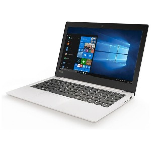 LENOVO 11.6型ノートPC[Win10 Home] 81A400C9JP ブリザードホワイト (2017年秋モデル)(送料無料)