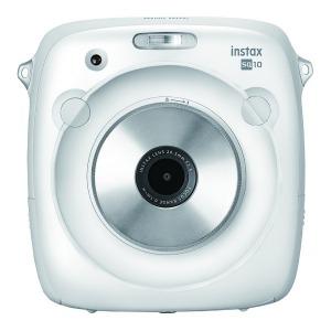 富士フィルム ハイブリッドインスタントカメラ 『チェキ』 instax SQUARE SQ10(ホワイト)(送料無料)