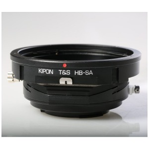 ハンデビジョン マウントアダプター T&S HB-SA【ボディ側:シグマSA/レンズ側:ハッセルブラッドV】(送料無料)
