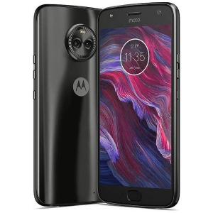 モトローラ Moto X4 スーパーブラック 「PA8T0015JP」 nanoSIMx2 SIMフリースマートフォン(送料無料)